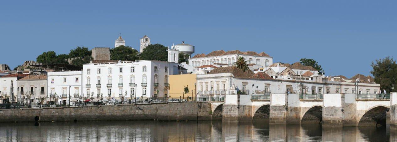 Tavira Old Town & The River Gilão
