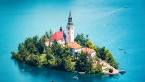 Dancing On Lake Bled With Philip & Christine Diment