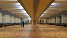 The Athena royal beach ballroom